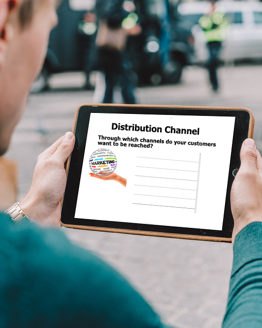 distribution channels on the Vickathon for online Hackathons