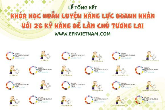 Celebration of Global Entrepreneurship Week in Vietnam