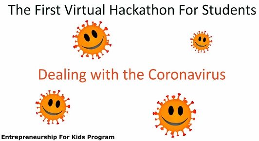 Feedback and reviews on Vickathon - virtual hackathon for students