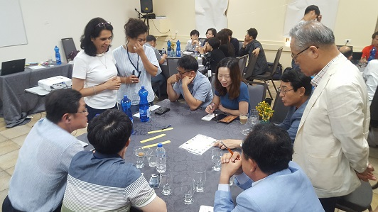 South Korean educators learn from Israel about entrepreneurship education