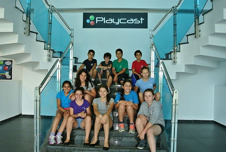 A visit to the Playcast