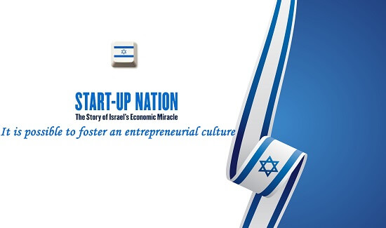 Israe is the start up nation